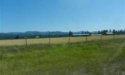 40 acres with nearly 2,000 sq ft of Hwy 20 frontage between Usk and Cusick. Beautiful, hay producing land with amazing potential.Listing originally posted at http