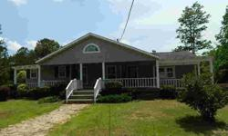This is a very comfortable 4 bedroom 2 bath home, Very spacious rooms and sits on a beautiful lot of almost 4 acres. Huge front porch, Nice green scenery and privacy!Listing originally posted at http