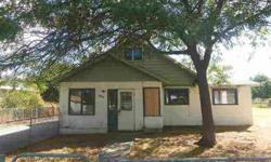 2 bed, 1 bath home with a full unfinished basement, a huge fenced backyard, & an oversized detached 1 car garage. This is a Fannie Mae HomePath property. Purchase this property for as little as 3% down! This property is approved for HomePath Renovation