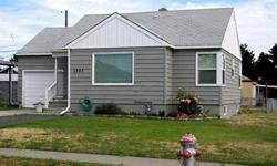 Super clean northside starter home with an attached garage. Don't miss your opportunity to take advantage of this updated home on a corner lot!Listing originally posted at http