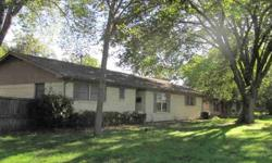 The small town of Hubbard is located halfway between Waco and Corsicana on Hwy. 31. This brick home on corner lot is very well-maintained--has huge den w/ fireplace, 2 bedrooms, 2 baths, large open kitchen w/ bar and pantry. Home has covered parking
