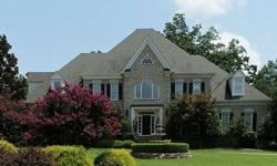 This stately all brick home has one of the best floor plans you will ever see. Fabulous gourmet kitchen, stainless appliances, granite, breakfast bar, spacious island, open to family room with cathedral ceiling, stone fireplace, custom built-ins, first