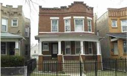 2 flat all rehabbed and up-to-date and ready to go with tenants. This is a 3 bedrooms property at 900 N Long Avenue Chicago in Chicago for $93000.00. Please call (312) 324-0525 to arrange a viewing. Listing originally posted at http