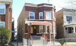 2 flat all rehabbed and renovated and ready to go with tenants. No violations, liens or drama!! This duplex is in Austin. All fully occupied with 5 beds duplexed up down unit and a 3 beds unitsl!!! Coin operated lau This is a 5 bedrooms property at 500 N