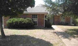 Cute 2 bedroom, 2 bath home in Waco, TX! Very near the Middle Bosque River and theTwin Rivers Golf Club! Red brick on all 4 sides, a cozy, wood burning fireplace, open kitchen /family room and a lot size big enough for a huge swimming pool and outdoor