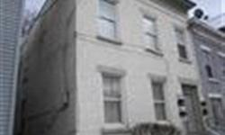 Broadway Rensselaer 4 Unit apartment building. Exterior is well maintained and is close to river. Backyard can be spruced up and made into a beautiful park. Interior is 4 compact units - with 1 bedroom each. The units are always rented and brings in a