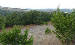 IF YOU WANT A HILL COUNTRY BREEZE AND WONDERFUL VIEWS THAN THIS IS THE LAND FOR YOU! GREAT BUILDING SITE ON THIS PROPERTY WITH A LARGE AREA FOR A REAR YARD OR A POOL THATS READY TO BUILD ON! THIS IS AN AREA OF PRESTIGEIOUS HOMES THAT HAS A GATED ENTRY.