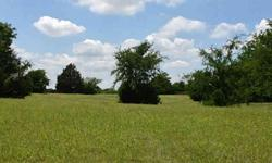 Beautiful treed pasture with sandy loam soil right outside of collinsville between westline rd and fm3164.