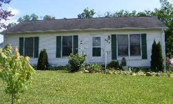 Cute 3 bedroom, 2 bath ranch located in quiet neighborhood close to I-66 and I-81 for commuters. Town Water and Sewer a plus!! Nice sized kitchen with main level laundry. Deck and fenced back yard. Ideal home for someone starting out, downsizing/