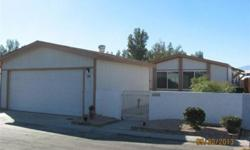 Beautiful unit in desert groves, a senior community (55+)! Brandy Nelson has this 2 bedrooms / 2 bathroom property available at 81641 Ave 48 in Indio for $96500.00. Please call (760) 601-3000 to arrange a viewing.