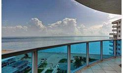 MAGNIFICENT PANORAMIC OCEAN VIEWS FROM THE 10TH FLOOR. 2 BED + DEN,3 BEAUTIFULLY APPOINTED BATHROOMS IN HIGHLY DESIRED LUXURY BUILDING. MARBLE FLOORING, GOURMET KITCHEN WITH ITALIAN CABINETS, GRANITE AND STAINLESS APPLIANCES. ARCHITECURAL LIGHTING, BUILT