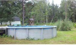 Three bedrooms two bathrooms manufactured home on 7.44 acres with an above ground pool. David Wertan has this 3 bedrooms / 2 bathroom property available at 1279 Santee River Road in SAINT STEPHEN, SC for $97500.00. Please call (843) 972-2400 to arrange a