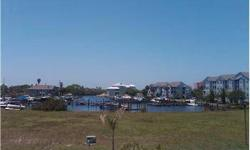 Oversized, gated level canal front home site. At egrets place , a gated property of new construction, you will have deep-water canal access to florida's gulf of mexico with no bridges in about twenty minuets.