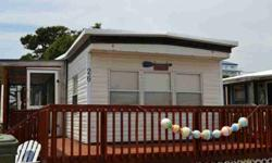 If you thought you couldn't afford your very own place at the beach, think again. This adorable 2 bedroom, two bath mobile home in Sea Gull is bright, beachy and conveniently located to restaurants, shopping, golf and the beach. 1/41 undivided interest in