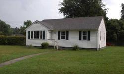 Great home at affordable price! Vinyl replacement windows, updated kitchen. Large corner lot perfect for extra parking (RV, boat). Whole house & under sink water filters, complete appliance package. Laundry room. Short drive to Williamsburg and Ft.