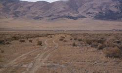 20 acres 10 miles south of Winnemucca Nevada area called grass valley, property is just 500 yards off paved road, homes in the area, electric on paved road, water would be by well, wells in the area approx 75'deep....info and pic's please email