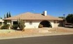 21011 N Sunglow Drive Sun City West, AZ 85375$80K Spread!Buy for $164K, update and sell for $245K2488 s.f. 3 bed 2 ba with 2 car garage is in Very GoodCondition and is in a high demand area!Lot is big 9910 s.f. Built in 1982. Close toI-303 Loop near Deer
