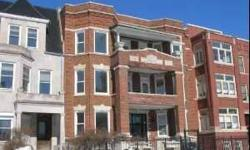 Ideal for Investors. 2 bedrooms, 1.1 baths, hardwood floors. Buyer to purchase subject to code violations, court receivership, substantial delinquent and special assessments. No surveys or disclosures. There is no functional HOA. Proof of funds must