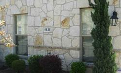 Very nice 2-2.5-2 with gameroom in prestigious Hemmingway at Craig Ranch. Townhome living close by workout facility, park and pool. Split Floor plan features granite, c-tile, textured walls with designer paint colors, beautiful window treatments in