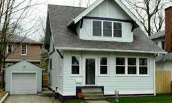 347 TRENTON STREET, INDIANAPOLIS 3 BEDROOM/ 1.5 BATH - HARDWOOD FLOORS AND WOOD TRIM, CERAMIC TILE BATHROOMS WITH JET TUBE IN MASTER BATHROOM, GRANITE KITCHEN COUNTERTOPS WITH CHERRY CABINETS, PATIO & DECK, BUILT IN GAS LINE FOR GAS GRILL, ENCLOSED FRONT