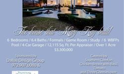 The home of Mary Kay Ash
