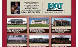 Here are some Smoky Mountain area Homes for Sale. these are just a few to give you an idea of what is available. We do have access to every home in the East Tn area. So give us a call with your questions and we will get you into see the homes ASAP