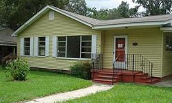 2/1 single family house in nice area of cantonment.1/2 acre lot, nice potential..Why rent when you can own now..?