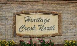 BUILD YOUR DREAM HOME now or later.9 lots (ONLY 7 lots left) at close-out prices ($29,000 to $36,000 price range per lot) in Heritage Creek North. No HOA dues, no city taxes, underground utilities, Decatur ISD, paved roads. Not far from the riding trails