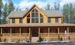 Let us show you how you can build the log home of your dreams.
