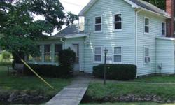 ONLINE REAL ESTATE AUCTION August 7, 2012 from 8 am - 2 pm. Opening Bid only $5000. To settle the estate of Wesley and Lucille Adrianse. This approximately 1400 square foot one and a half story home will be sold at auction. Enjoy a city lot with a country