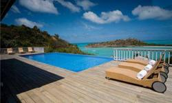 Galley Bay,Antigua - luxurious custom villa can easily accommodate ten guests in absolute comfort.