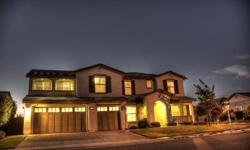 2841 Bickleigh Loop, Roseville, CA 957475 bedroom, 3 ½ bathroom, 3 car garage, large bonus room with private balcony. Master bedroom on main level; Open plan with cherry wood cabinetry, granite counter tops; stainless steel appliances, Berber carpet, tile