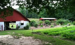 39 Acres available for sale | Family owned land since 1823 | 7 actively farmed acres | On the Anneewakee Creek | Main house includes updated kitchen, 2 fireplaces and 5 bedrooms | Multiple outbuildings on the property | Barns, horse stable, covered
