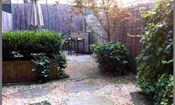 Be 1 of the few new yorkers to enjoy indoor-outdoor living in this beautifully kept garden apartment. Listing originally posted at http
