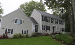Stunning Single Family Home in Andover on Quiet Cul de Sac Beautiful Colonial home with 4BR & 2.5 bath. Spacious bedrooms with large master with walk-in closet. Beautiful kitchen with granite countertops, stainless steel appliances. Huge great room with