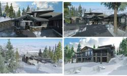 "This exquisite Colony home currently under construction is located on 6.57 acres with a unique ""roof top"" ski in ski out feature. Accessed by the Winter Way ski trail and conveniently located between the Day Break and Dreamscape chairlifts at the Canyons."