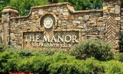 The Manor Golf and Country Club in Alpharetta, Georgia Is Acquired by Sequoia Golf The Manor Golf and Country Club in Alpharetta, Georgia features the only Tom Watson-designed golf course in Georgia. The tennis complex features 16 outdoor courts, as well