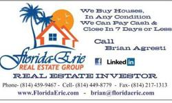 We Buy Houses! Any Condition, Close in 7 Days or Less. WE PAY CASH. Looking for motivated sellers. Let us help you take some weight off your shoulders!